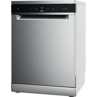 Whirlpool Máquina de lavar loiça Independente com possibilidade de integrar WFC 3C33 PF X Independente com possibilidade de integrar D Perspective