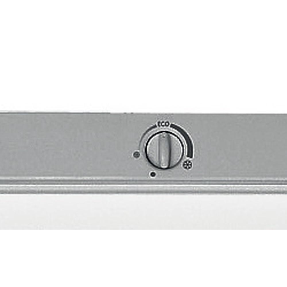 Indesit Combinazione Frigorifero/Congelatore A libera installazione TAAN 6 FNF S1 Argento 2 porte Control panel
