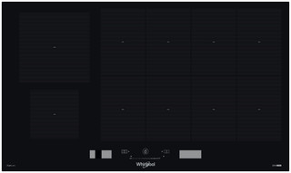 Whirlpool glaskeramisk induktionskogeplade - SMP 9010 C/NE/IXL
