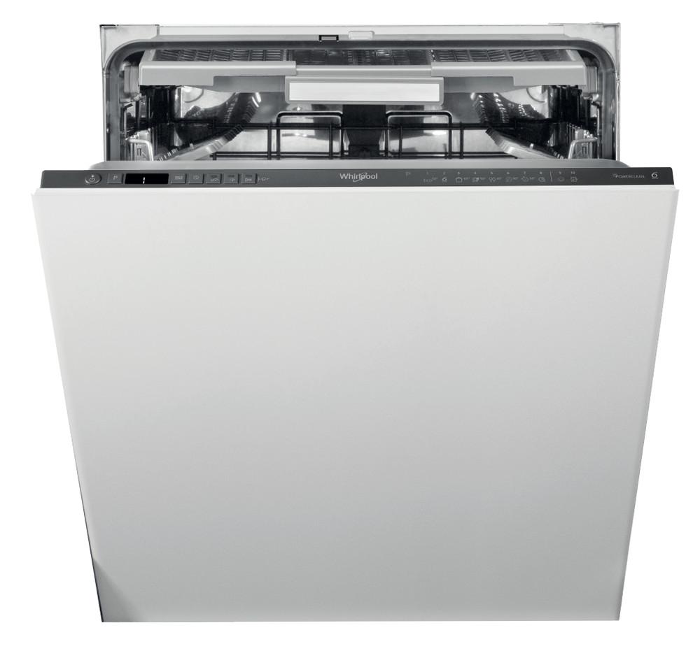 Whirlpool Indaplovė Įmontuojamas WIO 3P33 PL Full-integrated D Frontal