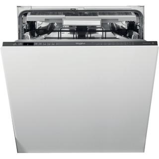 Whirlpool Trauku mazgājamā mašīna Iebūvējams WIO 3P33 PL Full-integrated D Frontal
