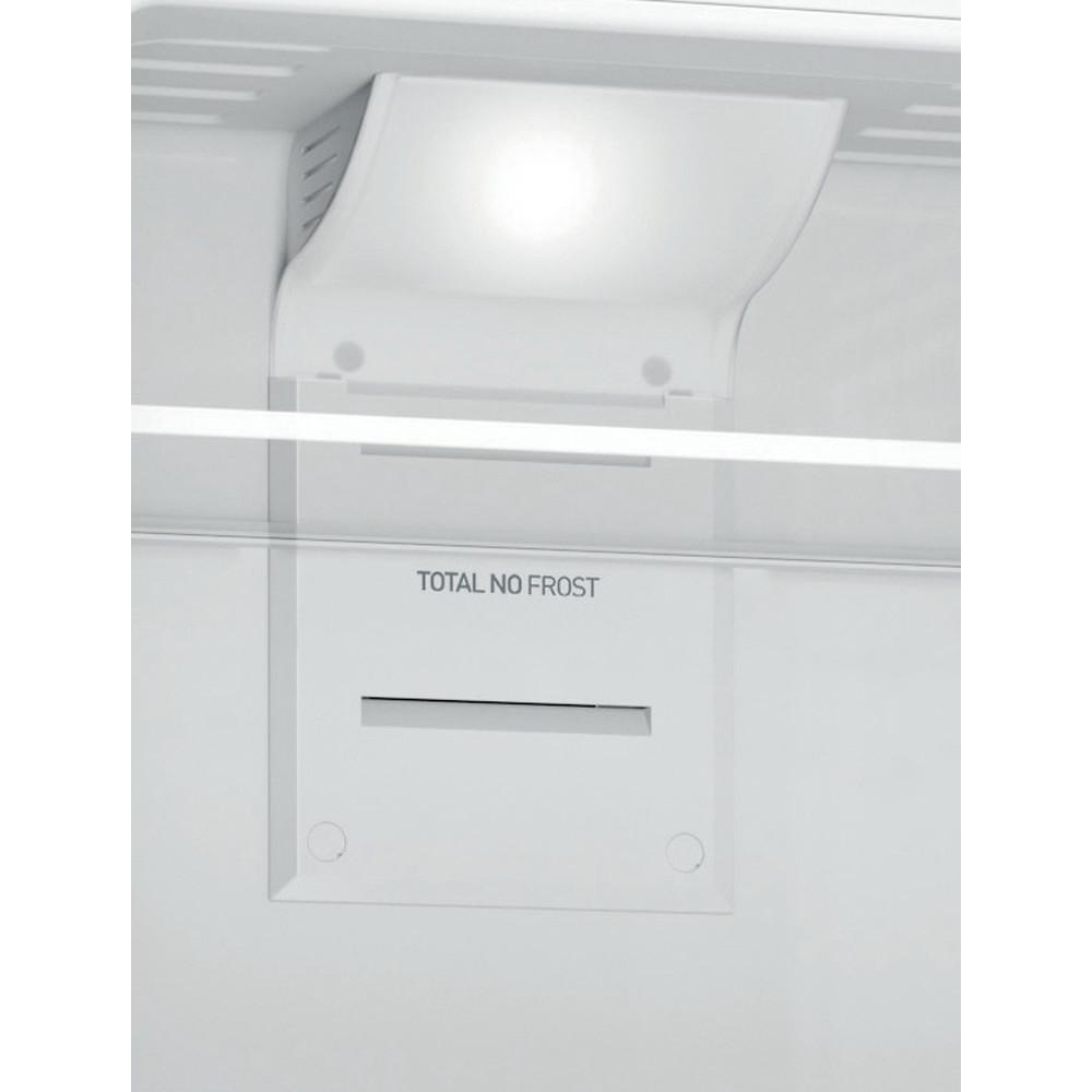 Indesit Холодильник с морозильной камерой Отдельностоящий DF 4160 E Розово-белый 2 doors Lifestyle detail