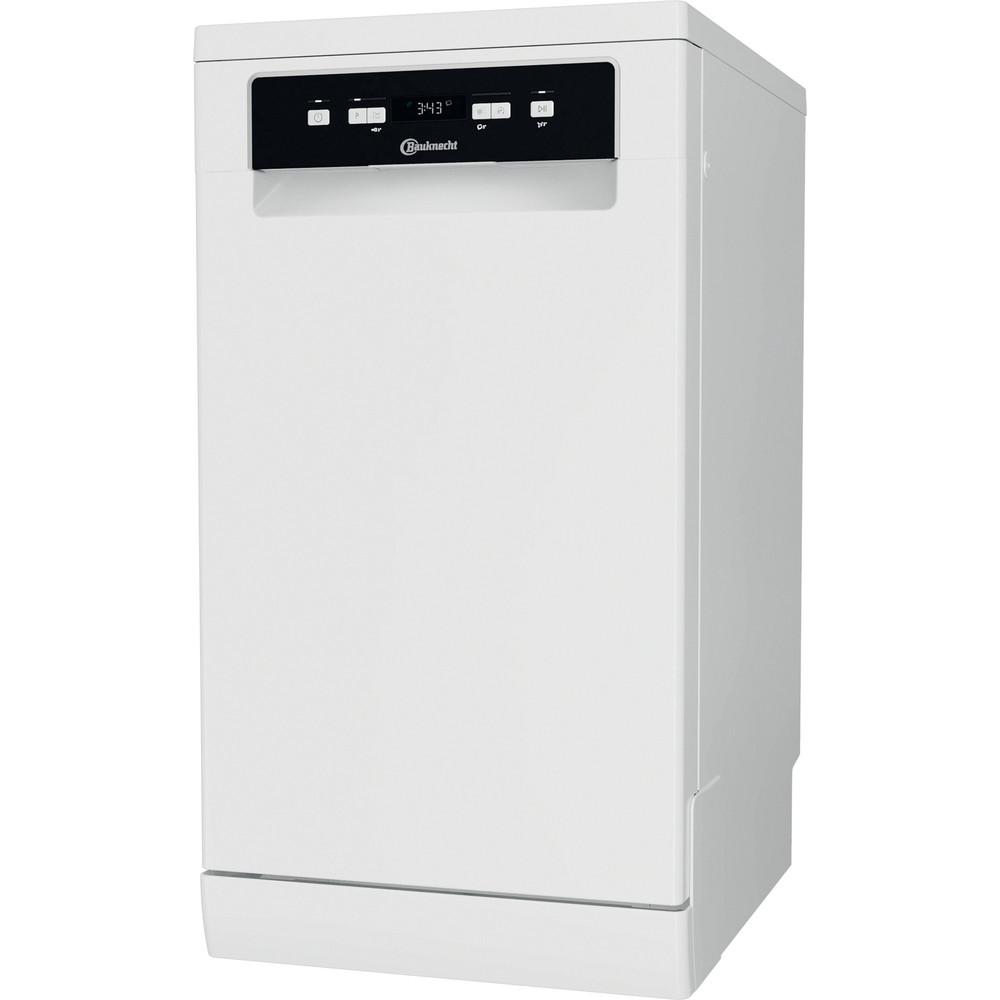 Bauknecht Dishwasher Standgerät BSFC 3M19 Standgerät F Perspective