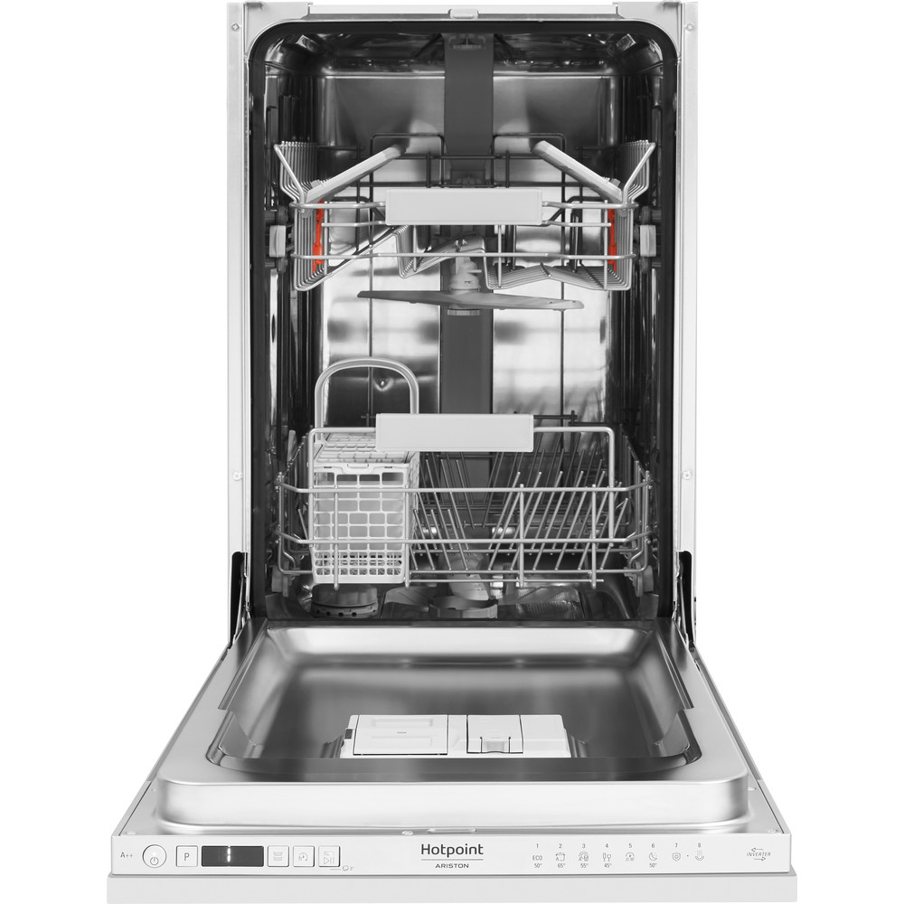 Hotpoint Dishwasher Built-in HSICIH 4798 BI UK Full-integrated E Frontal open