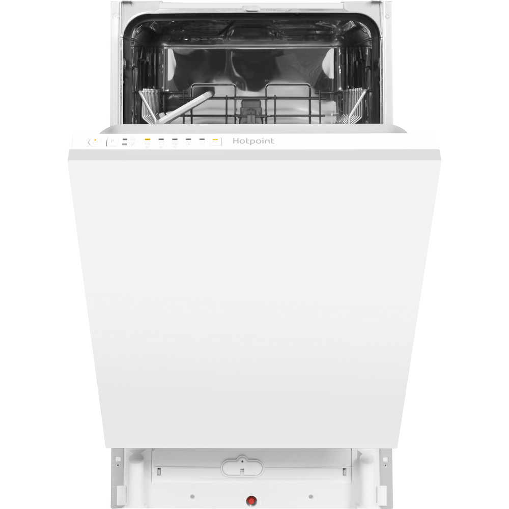 Hotpoint Dishwasher Built-in HSIE 2B19 UK Full-integrated A+ Frontal
