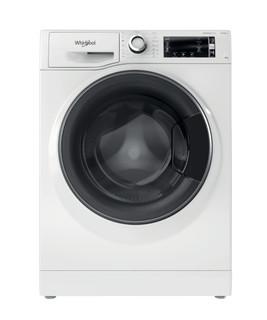 Vapaasti sijoitettava edestä täytettävä Whirlpool pyykinpesukone: 8 kg - NWLCD 845 WD A EU N