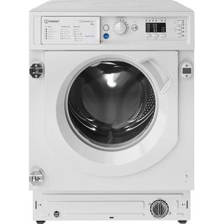 Indesit BI WMIL 81284 UK Integrated Washing Machine