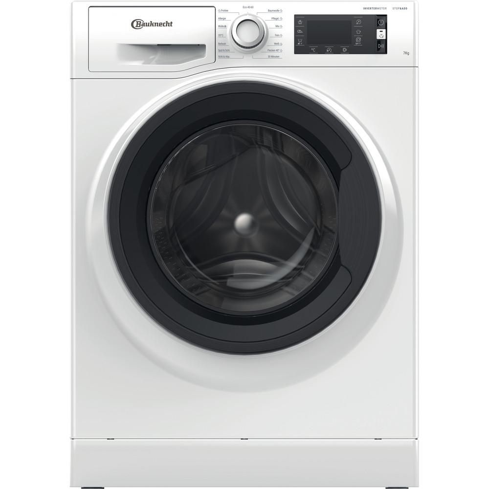 Bauknecht Waschmaschine Standgerät WA Platinum 722 C Weiss Frontlader D Frontal