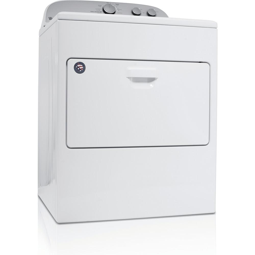 Secadora ventilada Whirlpool: libre instalación, 15kg - 3LWED4830FW