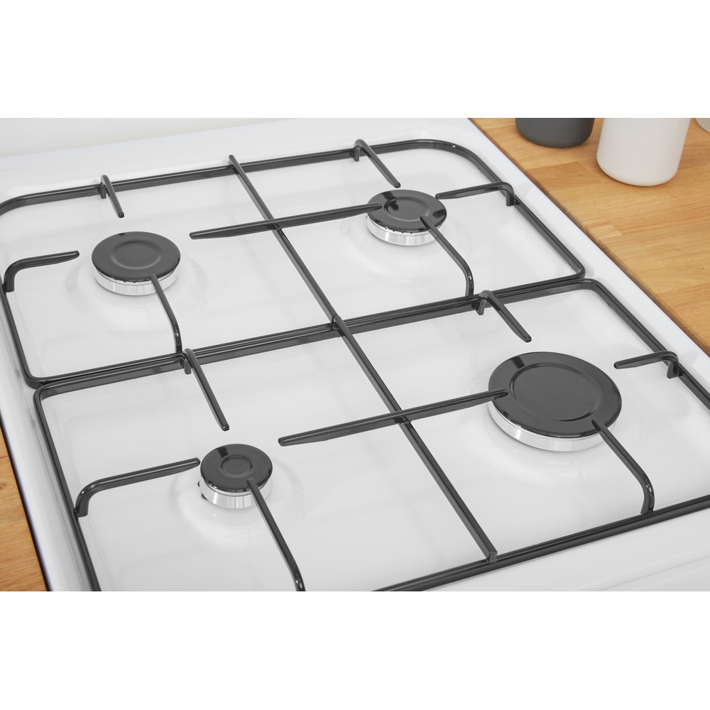 Indesit Плита IS5G4KHW/E Белый Газовая Heating element