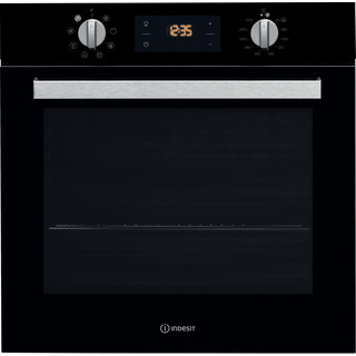 Indesit OVEN Built-in IFW 6340 BL UK Electric A Frontal