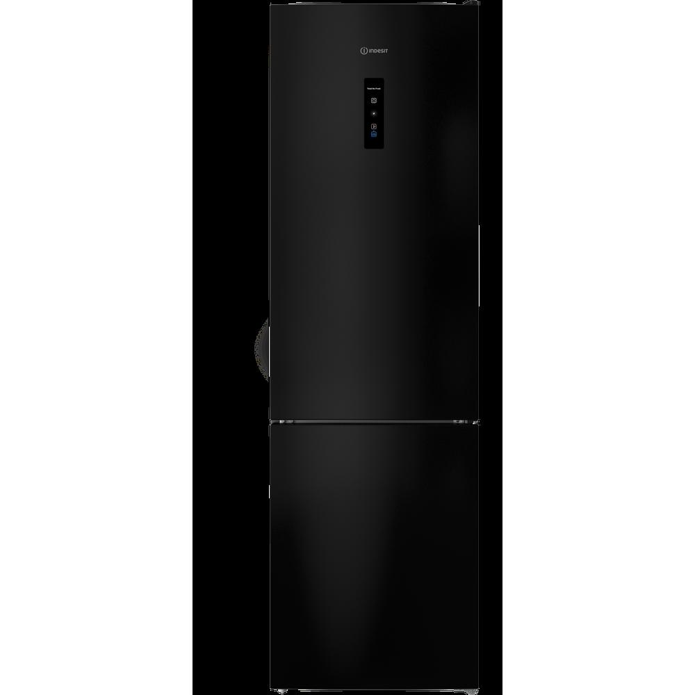 Indesit Холодильник с морозильной камерой Отдельностоящий ITR 5200 B Черный 2 doors Frontal