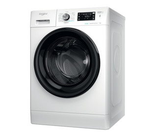 Whirlpool samostalna mašina za pranje veša s prednjim punjenjem: 7 kg - FFB 7238 BV EE