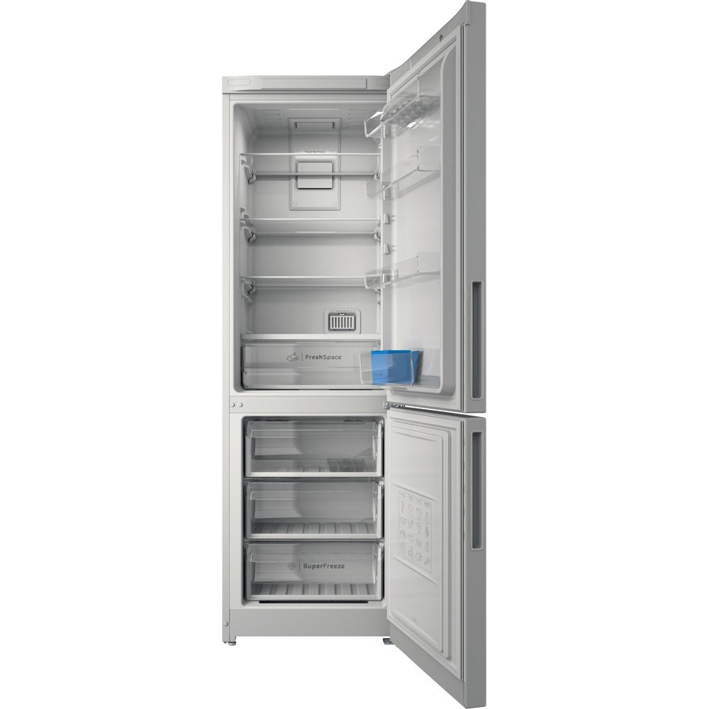 Indesit Холодильник с морозильной камерой Отдельностоящий ITD 5180 W Белый 2 doors Frontal open