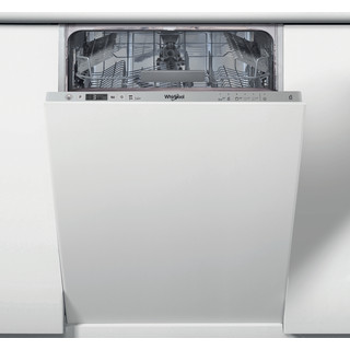 Whirlpool Indaplovė Įmontuojamas WSIC 3M17 Full-integrated A+ Frontal