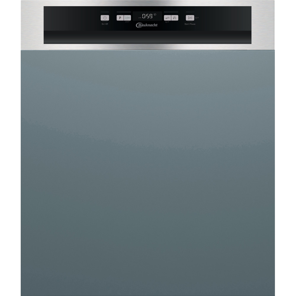Bauknecht Dishwasher Einbaugerät BBC 3B+26 X Teilintegriert E Frontal