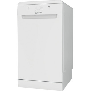 Indesit Máquina de lavar loiça Livre Instalação DSFE 1B10 Livre Instalação F Perspective