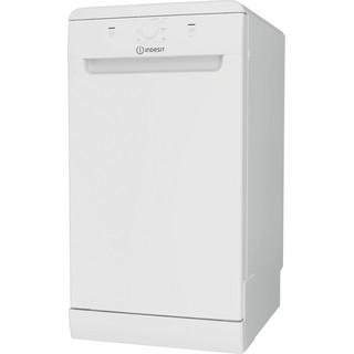 Indesit Mašina za pranje posuđa Samostojeći DSFE 1B10 Samostojeći A+ Perspective