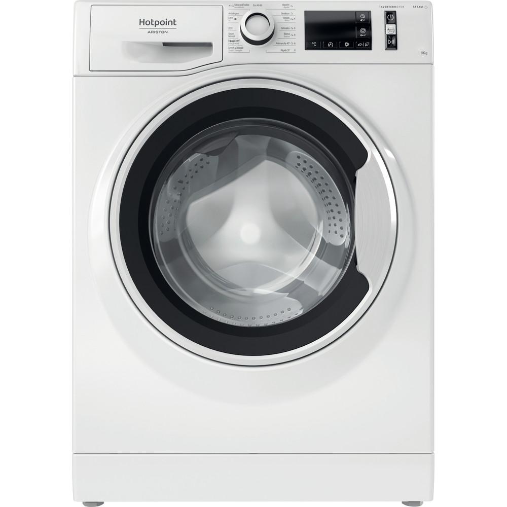 Hotpoint_Ariston Máquina de lavar roupa Livre Instalação NM11 923 WW A SPT N Branco Carga Frontal C Frontal
