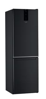 Свободностоящ комбиниран хладилник с фризер Whirlpool - W7 821O K