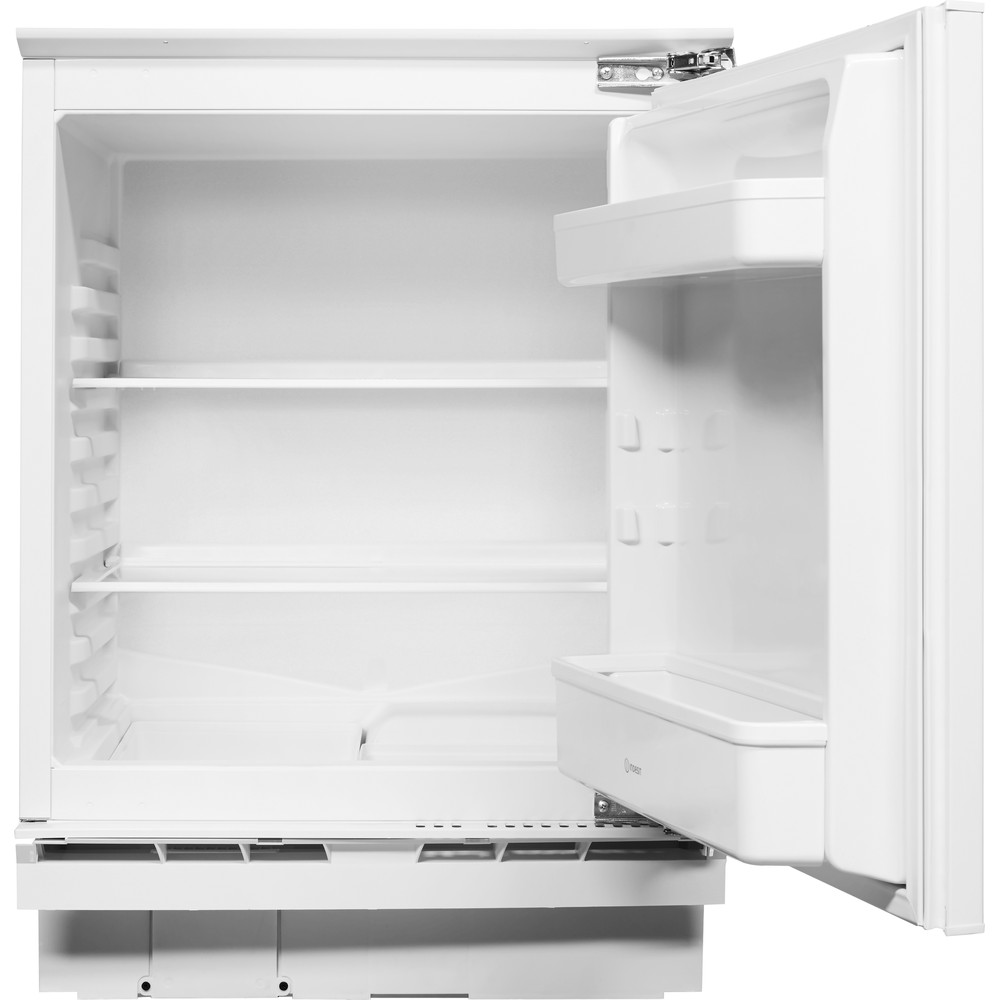 Indesit Refrigerator Built-in IL A1.UK Steel Frontal open