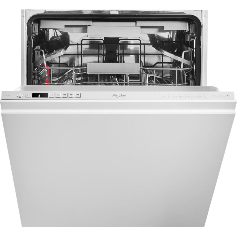 Whirlpool integrert oppvaskmaskin: farge sølv, 60 cm - WIC 3C24 PS F E