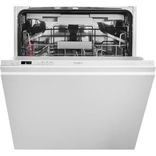 Посудомийна машина Whirlpool інтегрована: сріблястий колір, повногабаритна - WIC 3C23 PEF