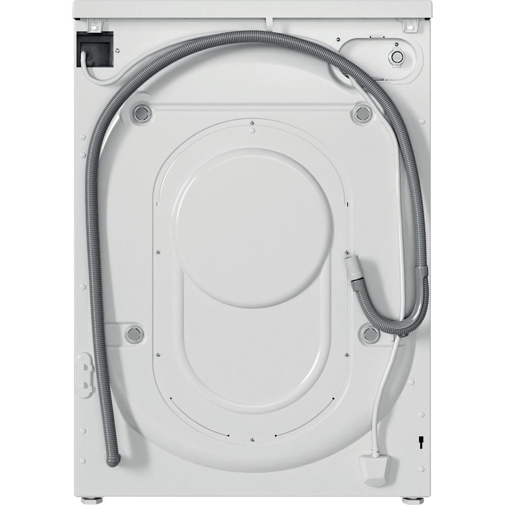 Indesit Perilica i sušilica Samostojeći EWDE 751451 W EU N Bijela Prednje punjenje Back / Lateral