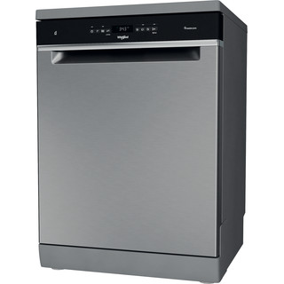 Whirlpool Dishwasher Free-standing WFO 3O41 PL X UK Free-standing A+++ Perspective