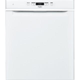 Whirlpool oppvaskmaskin: farge hvit, 60 cm - WUC 3C33 F