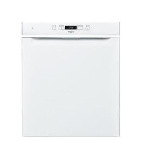 Whirlpool-opvaskemaskine: hvid farve, fuld størrelse - WUC 3C33 F