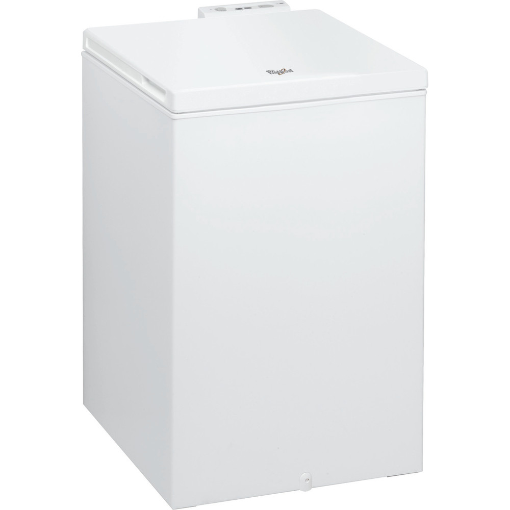 Whirlpool frysbox: färg vit - WH1000