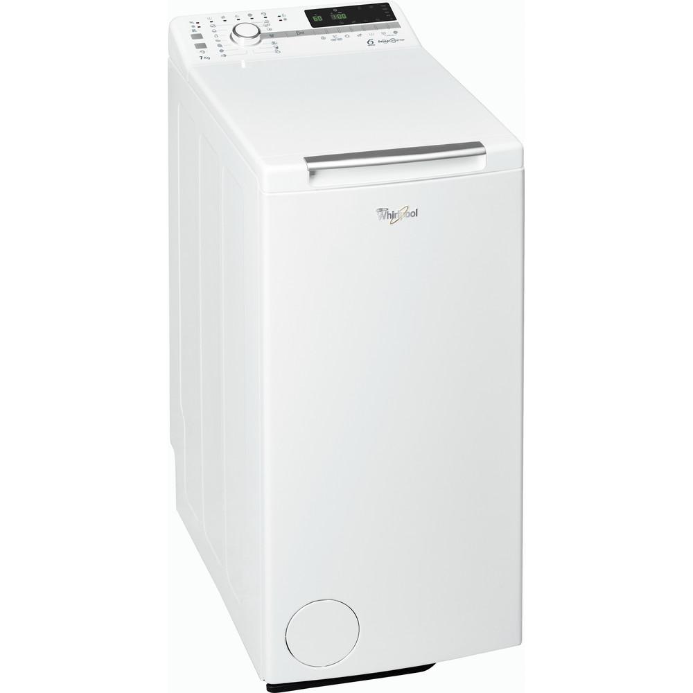 Whirlpool toppmatad tvättmaskin: 7 kg - TDLR 70220