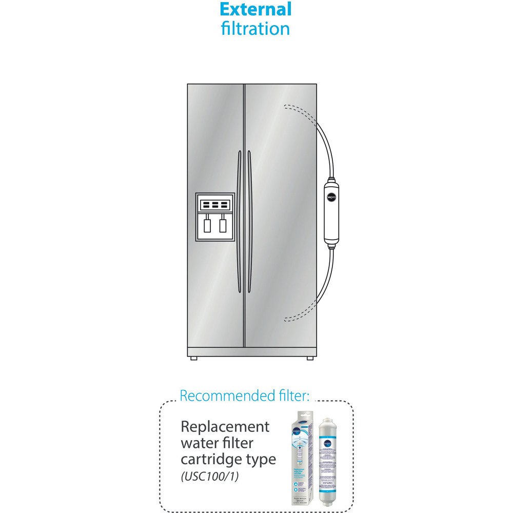 Indesit COOLING USC100/1 Lifestyle detail