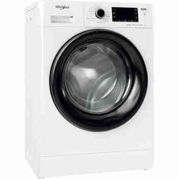 Whirlpool Maşină de spălat rufe Independent FWSD 71283 BV EE N Alb Încărcare frontală D Perspective