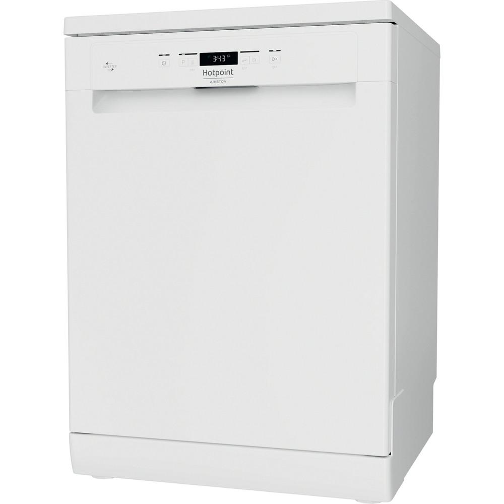 Hotpoint_Ariston Máquina de lavar loiça Livre Instalação HFC 3C26 F Livre Instalação E Perspective