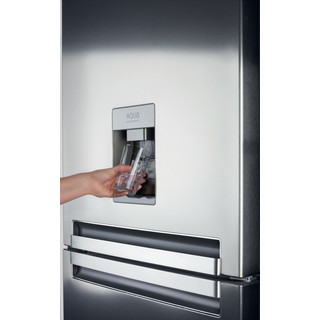 Filtre à eau interne adaptable pour réfrigérateurs américains