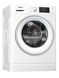 Whirlpool Einbau-Waschmaschine: 8 kg - FWD 81484 WSE DE