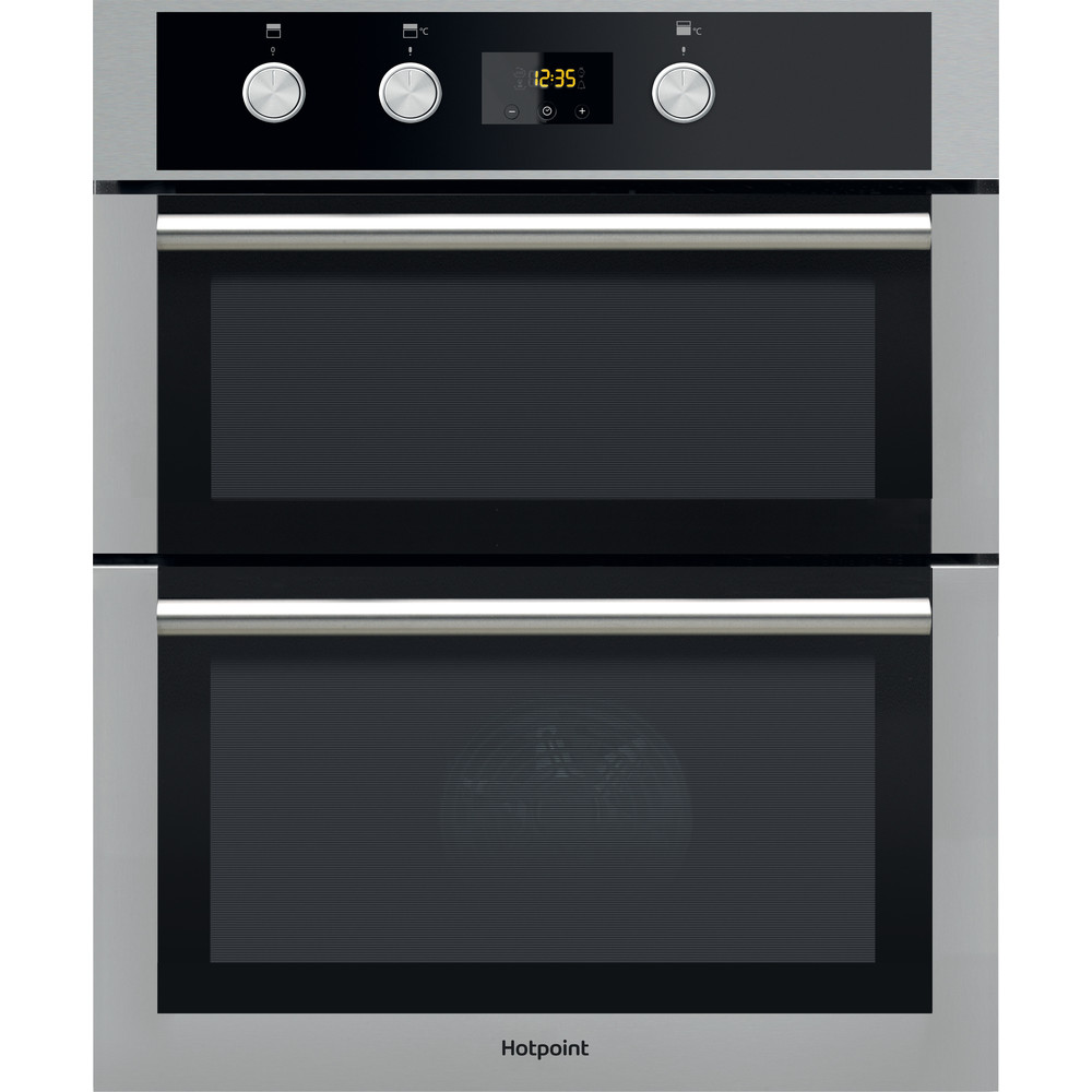 Hotpoint Double oven DU4 541 J C IX Inox A Frontal