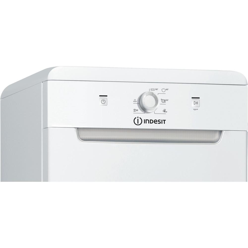 Indesit Mašina za pranje posuđa Samostojeći DSFE 1B10 Samostojeći A+ Control panel