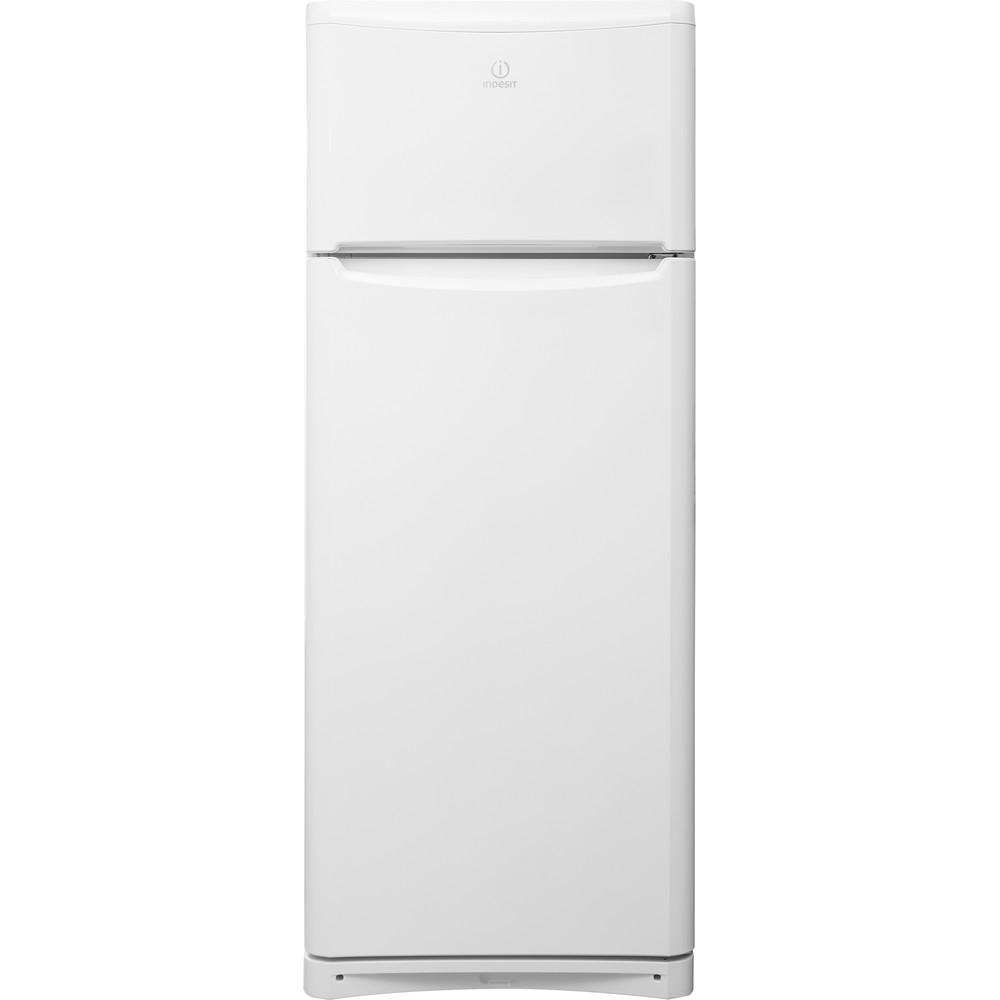 Indesit Combinación de frigorífico / congelador Libre instalación TAA 5 1 Blanco 2 doors Frontal