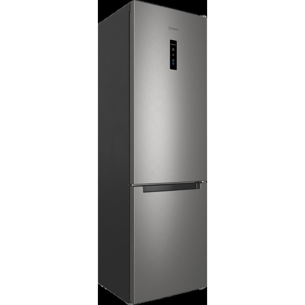 Indesit Холодильник с морозильной камерой Отдельностоящий ITS 5200 X Inox 2 doors Perspective