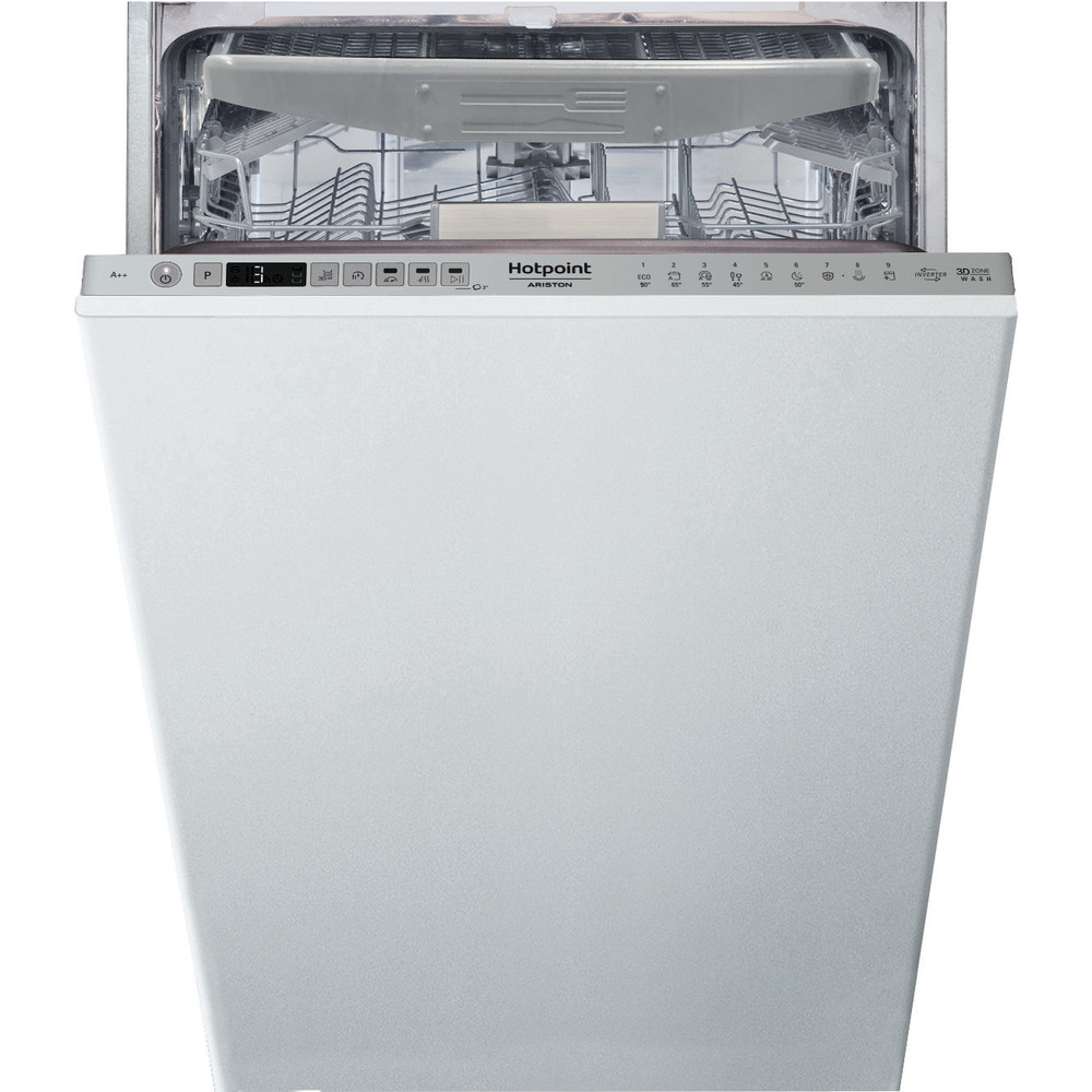 Hotpoint_Ariston Посудомоечная машина Встраиваемая HSIO 3O23 WFE Full-integrated A Frontal