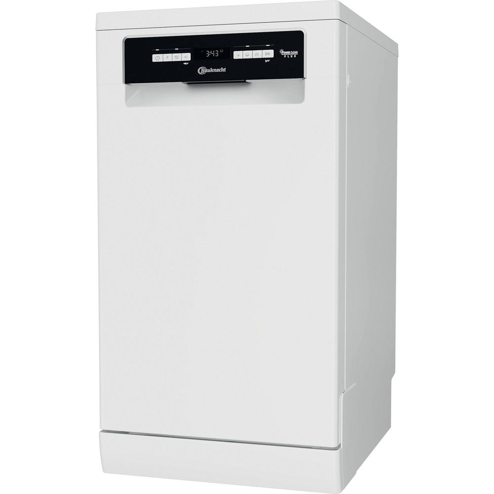 Bauknecht Dishwasher Standgerät BSFO 3O23 PF Standgerät E Perspective