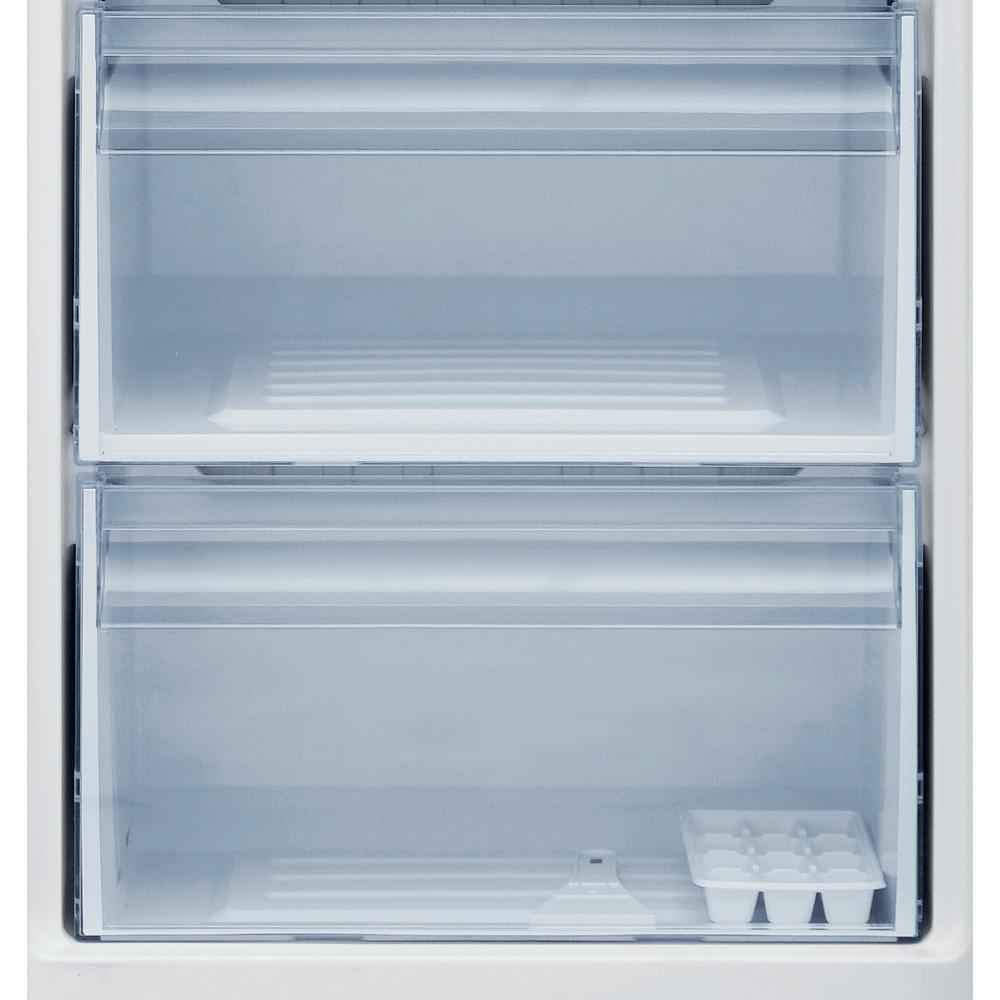 Indesit Surgélateur Pose-libre I55ZM 112 W 2 Blanc Drawer