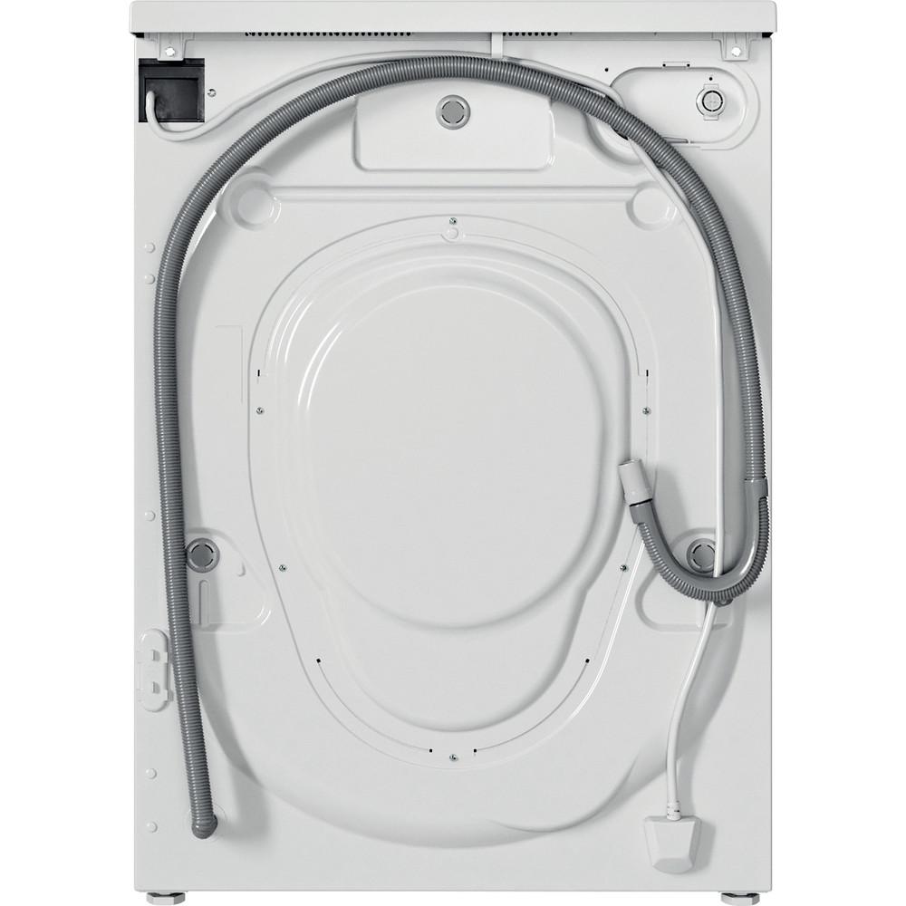 Indesit Lavabiancheria A libera installazione EWC 81283 W IT N Bianco Carica frontale D Back / Lateral