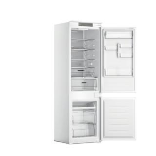 Kalusteisiin sijoitettava Whirlpool jääkaappipakastin - WHC18 T332