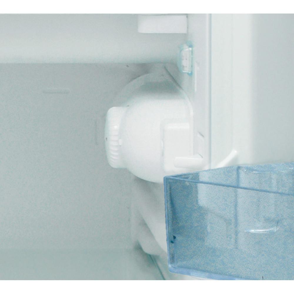 Indesit Refrigerator Free-standing I55VM 1110 W UK 1 White Control panel