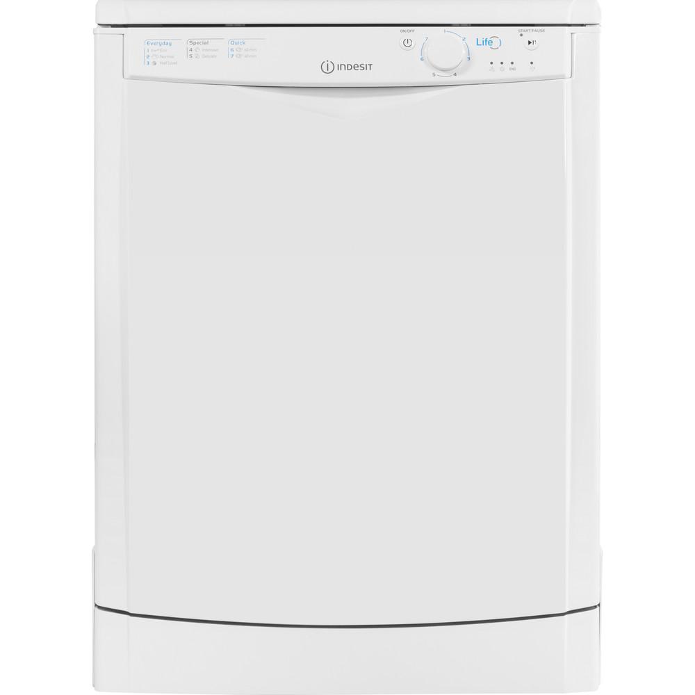 Indesit DFG 26B1 MyTime Dishwasher in White