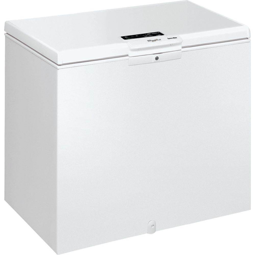 Whirlpool frysbox: färg vit - WHE2539 T